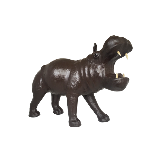 Leather Hippopotamus