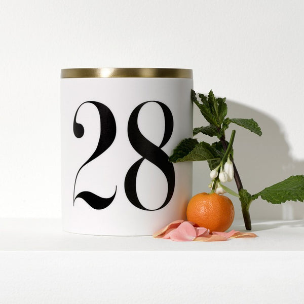 Mamounia Candle - No.28