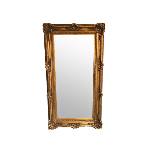 Baroque Mirror Facetted