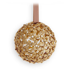 Garland Ornament - Gold