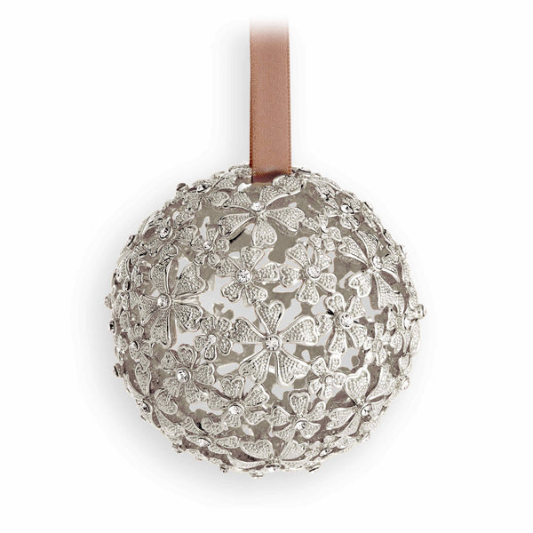 Garland Ornament - Platinum