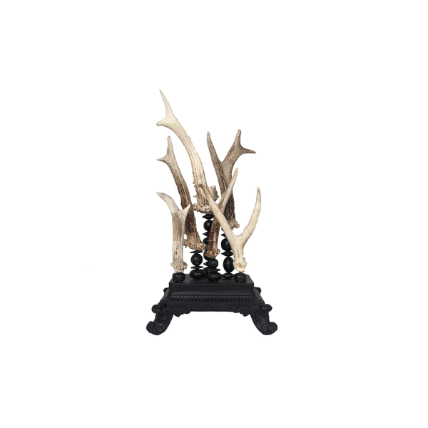 Set of Antler Statues
