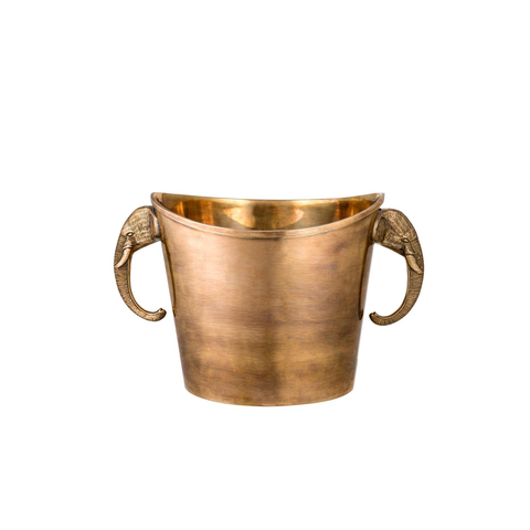 Wine Cooler Maharaja - Brass