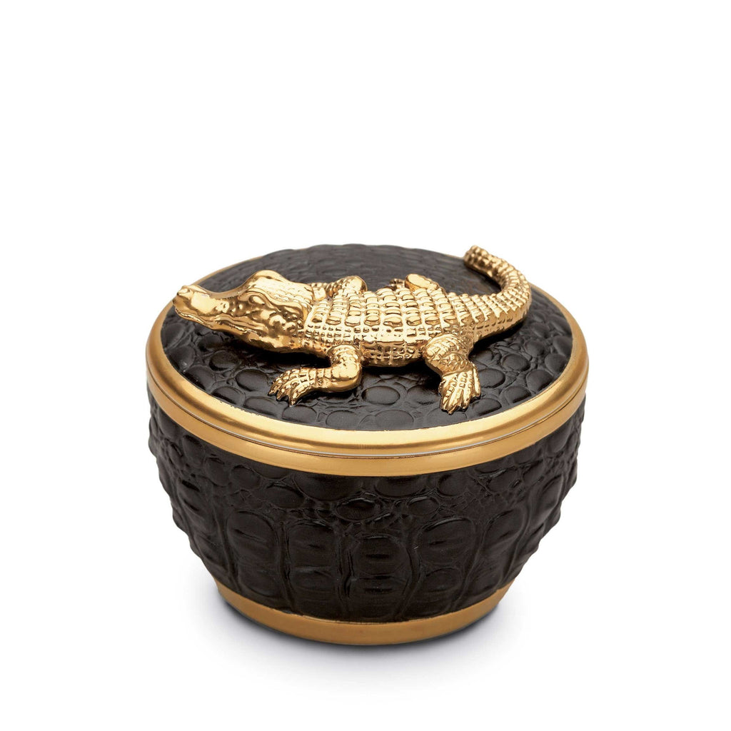 Crocodile Candle