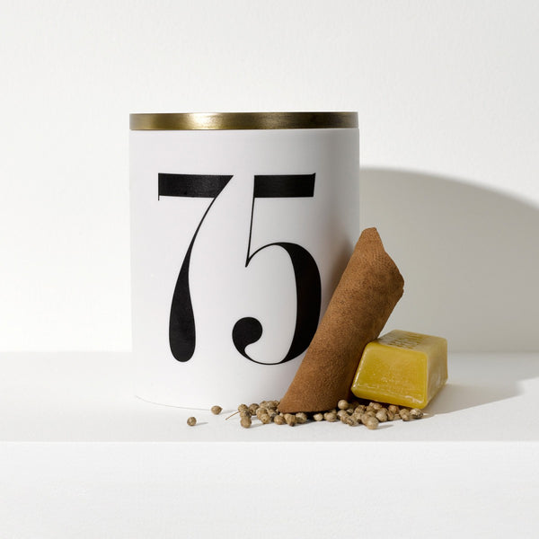 Thé Russe Candle - No.75