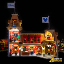 LEGO Disney Train Station 71044 Light Kit (LEGO Set Are Not Included ) - My Hobbies