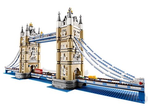 LEGO 10214 Creator Export Tower Bridge