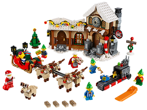 LEGO 10245 Creator Expert Santa Workshop