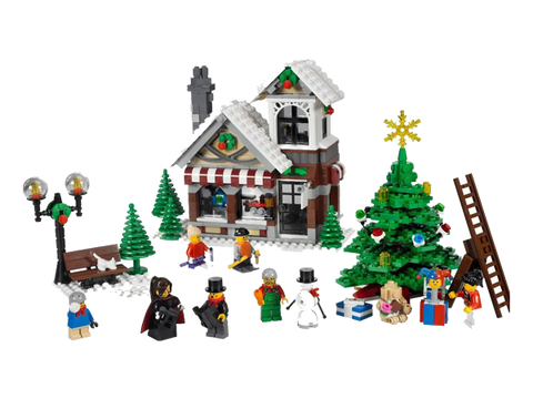 LEGO 10249 Creator Expert Winter Toy Shop