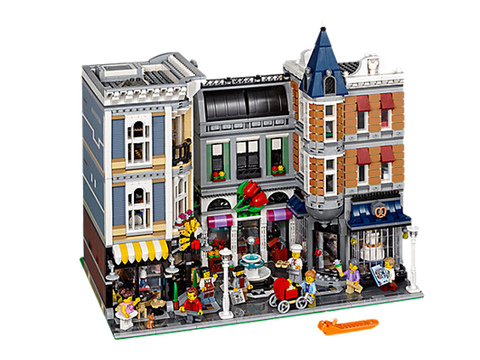LEGO 10255 Creator Assembly Square - Modular Building