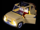 LEGO FIAT 500 10271 Light Kit (LEGO Set Are Not Included ) - My Hobbies