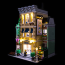 Light My Bricks LEGO LEGO Police Station 10278 Light Kit (LEGO Set Are Not Included ) - My Hobbies