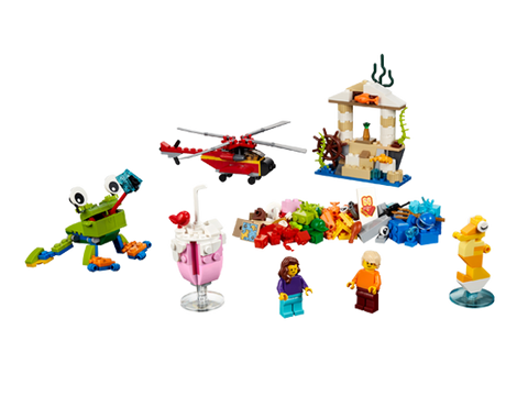LEGO 10403 Classic Creative World Fun
