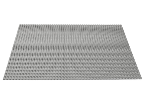 LEGO 10701 Classic Gray Baseplate