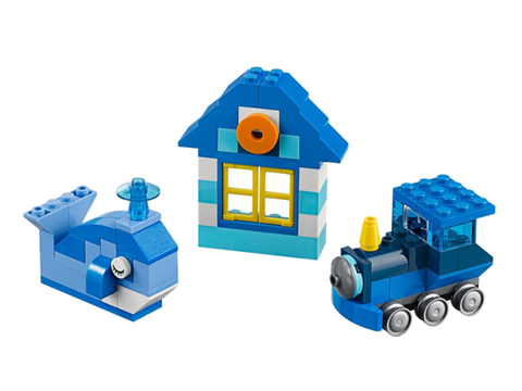 LEGO 10706 Classic Blue Creativity Box