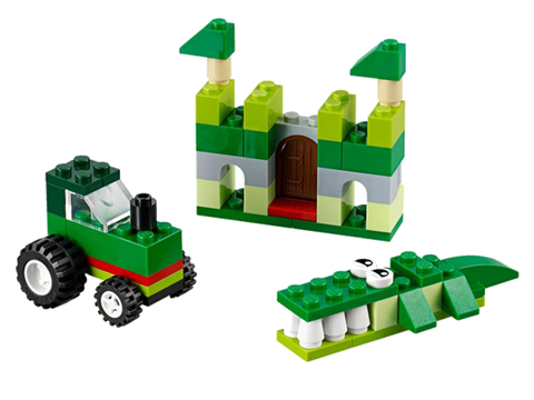 LEGO 10708 Classic Green Creativity Box