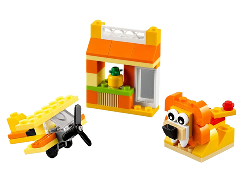 LEGO 10709 Classic Orange Creativity Box