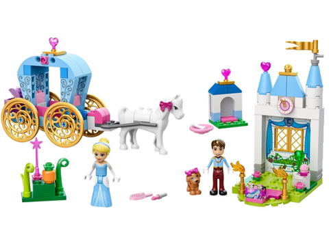 LEGO 10729 Juniors Cinderella's Carriage
