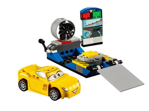 LEGO 10731 Juniors Cruz Ramirez Race Simulator