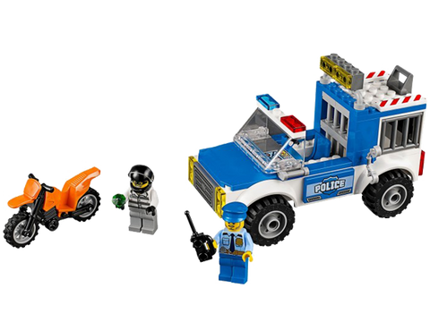 LEGO 10735 Juniors Police Truck Chase