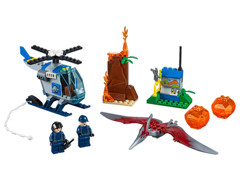 LEGO 10756 Juniors Pteranodon Escape
