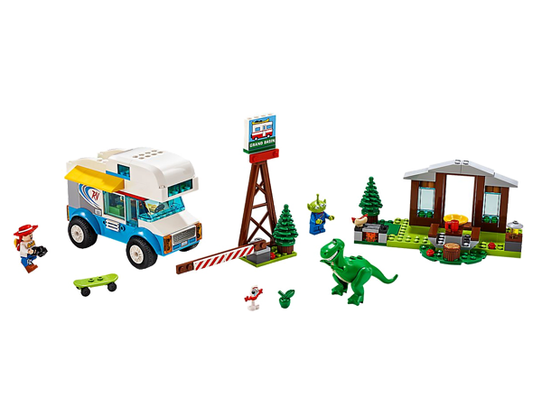 LEGO® 10770 Juniors Buzz & Woody's Carnival Mania! - My Hobbies