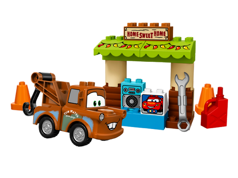 Lego 10856 DUPLO Mater´s Shed