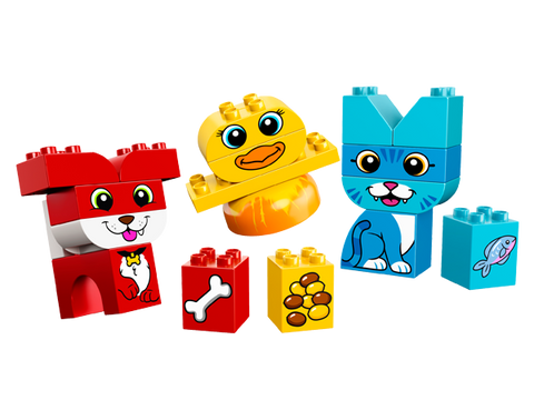 Lego 10858 DUPLO My First Puzzle Pets