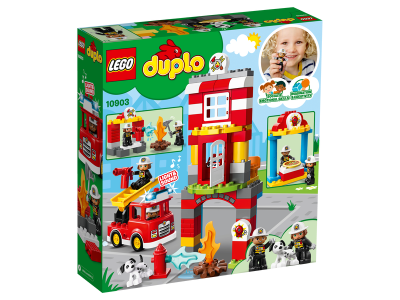 LEGO® 10903 DUPLO® Fire Station - My Hobbies