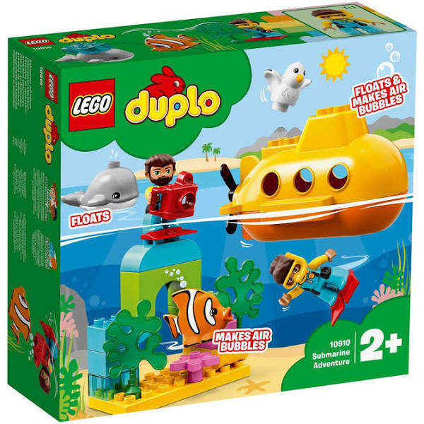 LEGO® 10910 DUPLO® Submarine Adventure