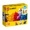 LEGO® 11013 Classic Creative Transparent Bricks - My Hobbies