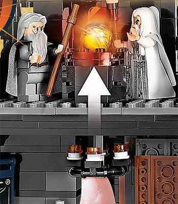 LEGO 10237 Lord of the rings The Tower of Orthanc - My Hobbies