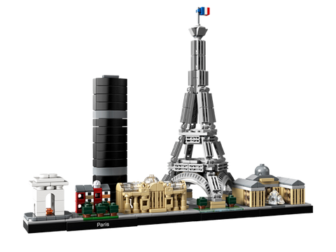LEGO 21044 Architecture Paris