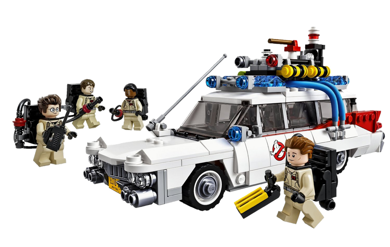 LEGO® 21108 Ideas Ghostbusters Ecto-1 - My Hobbies