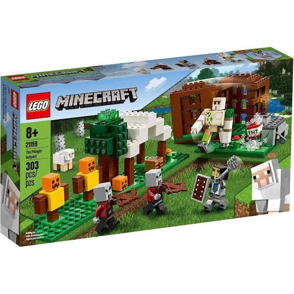LEGO® 21159 Minecraft™ The Pillager Outpost - My Hobbies