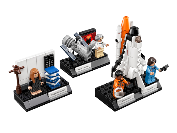 Lego 21312 Ideas Women Of Nasa My Hobbies