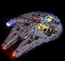 LEGO Star Wars UCS Millennium Falcon 75192 Light Kit (LEGO Set Are Not Included ) - My Hobbies