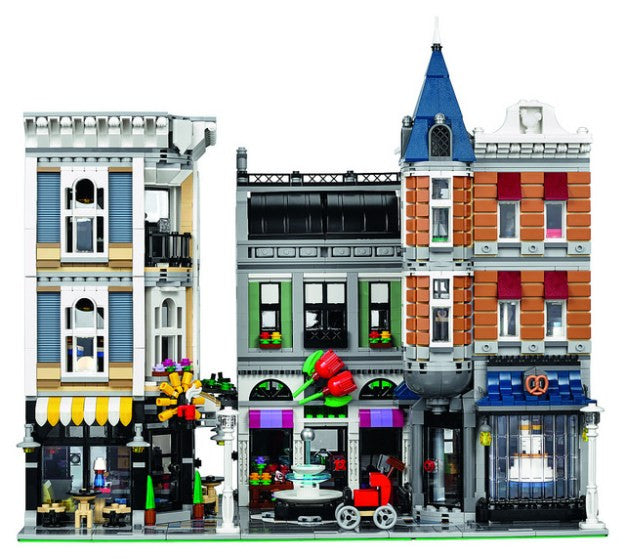 LEGO® 10255 Creator Assembly Square - Modular Building – My Hobbies
