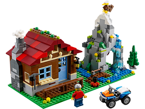 LEGO 31025 Creator Mountain Hut