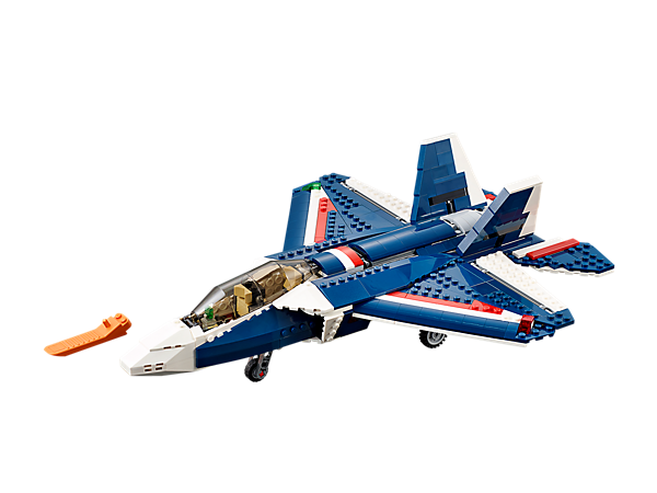 LEGO 31039 Creator Blue Power Jet - My Hobbies