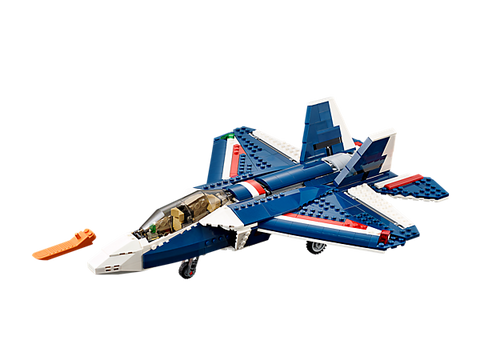 LEGO 31039 Creator Blue Power Jet
