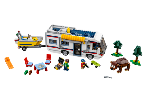 LEGO 31052 Creator Vacation Getaways