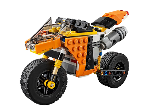 LEGO 31059 Creator Sunset Street Bike