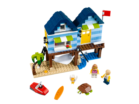 LEGO 31063 Creator Beachside Vacation