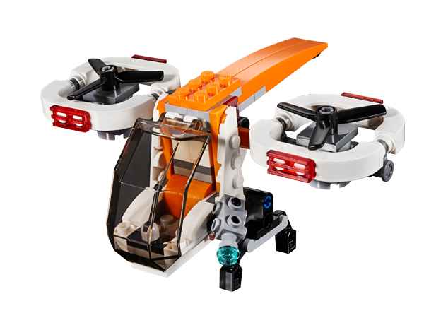 LEGO 31071 Creator Drone Explorer - My Hobbies