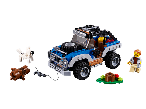 LEGO 31075 Creator Outback Adventures