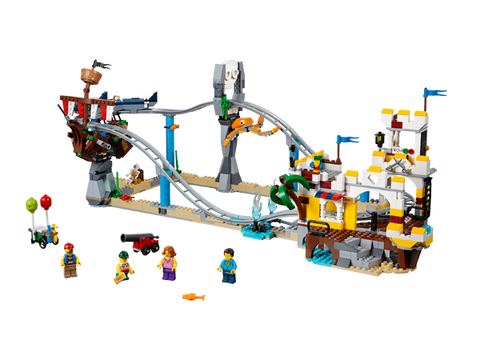 LEGO 31084 Creator Pirate Roller Coaster