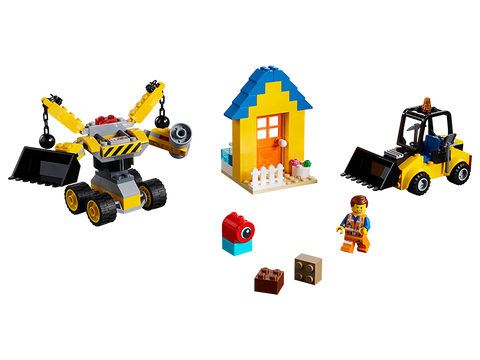 LEGO 70832 The Lego Movie 2 Emmet's Builder Box!