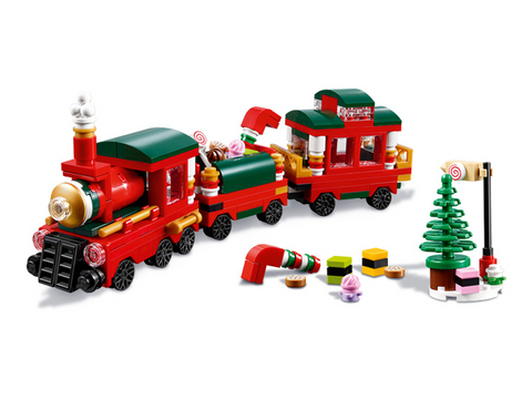LEGO 40138 Exclusive 2015 Limited Edition Christmas Train