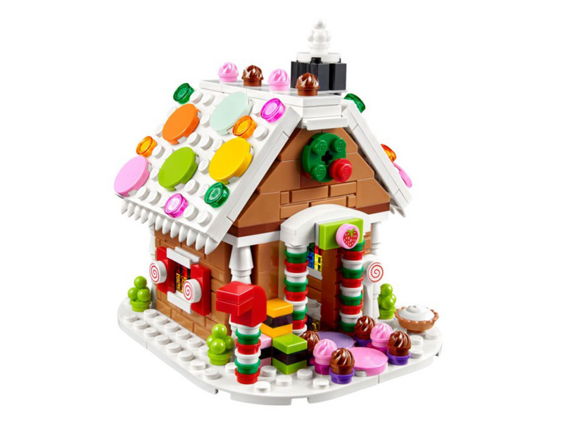 LEGO 40139 Exclusive 2015 Ginger Bread House - My Hobbies